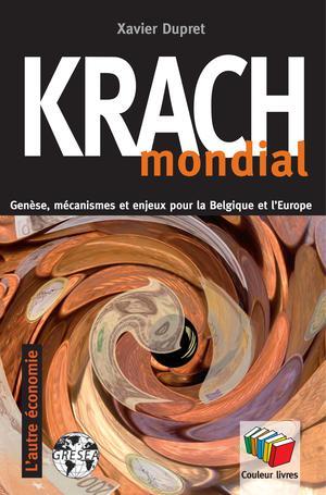 Krach mondial - Xavier Dupret