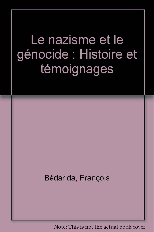 Le nazisme et le génocide