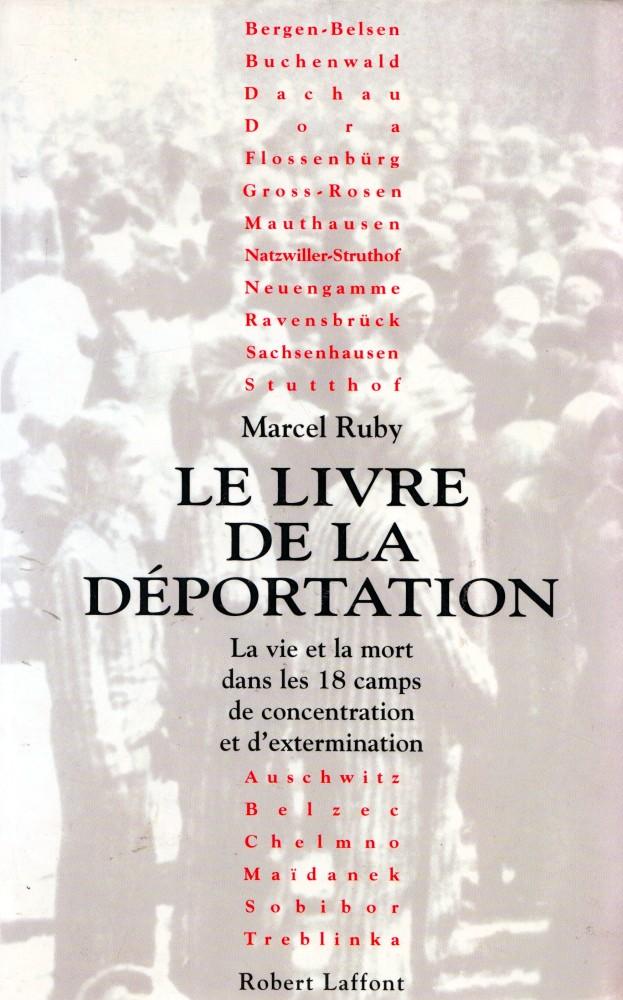 Le livre de la déportation