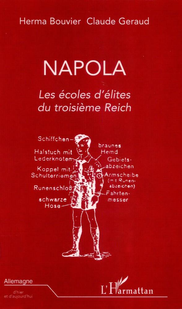 Napola. Les écoles d'élites du troisième Reich