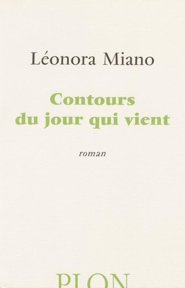 Léonora Miano - Contours du jour qui vient