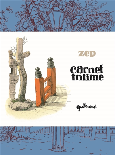 Carnet intime - Zep