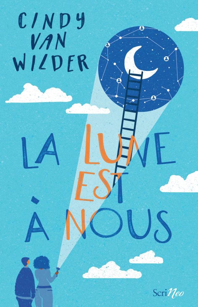 La lune est à nous - Cindy Van Wilder