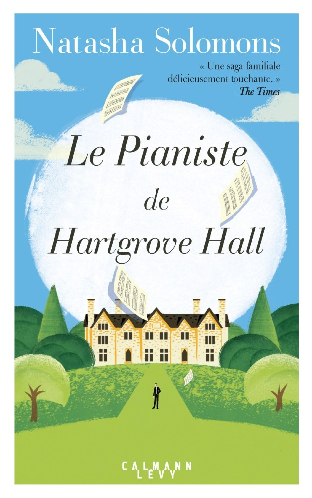 Le pianiste de Hartgrove Hall - Natasha Solomons
