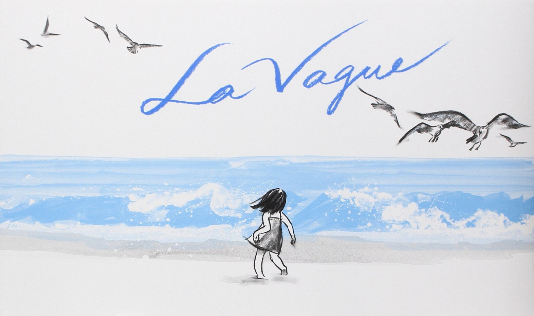 La vague - Suzy Lee