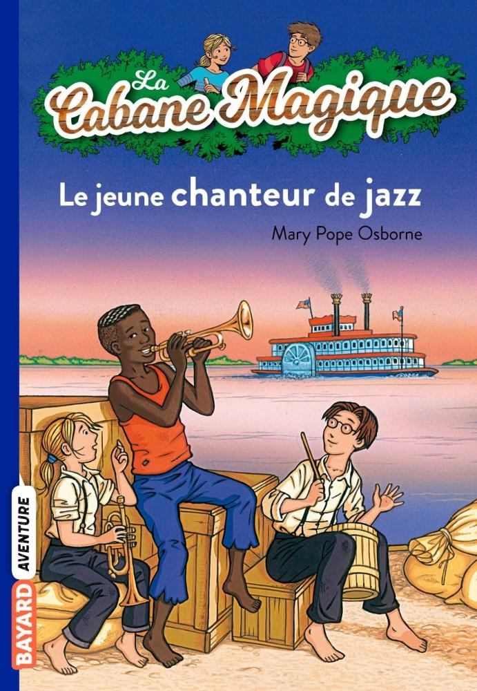 Le jeune chanteur de jazz