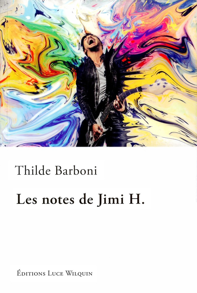 Les notes de Jimi H - Thilde Barboni