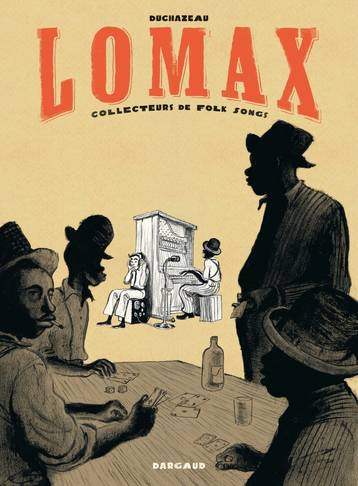 Lomax, collecteurs de folk songs
