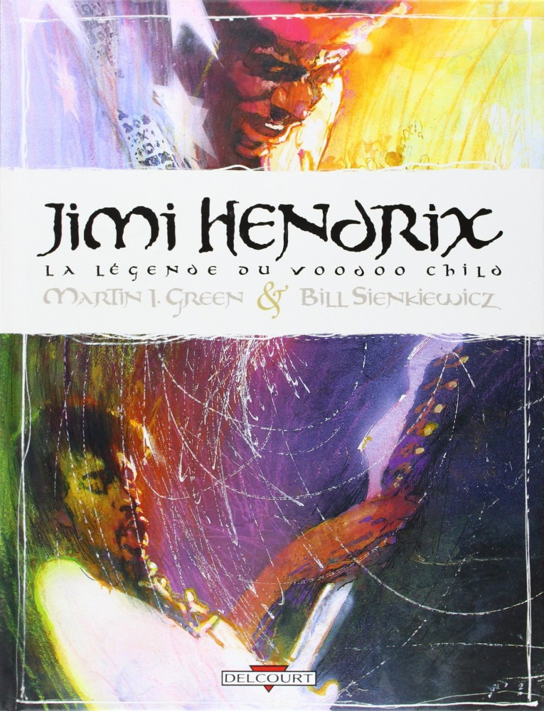 Jimi Hendrix : la légende du voodoo child