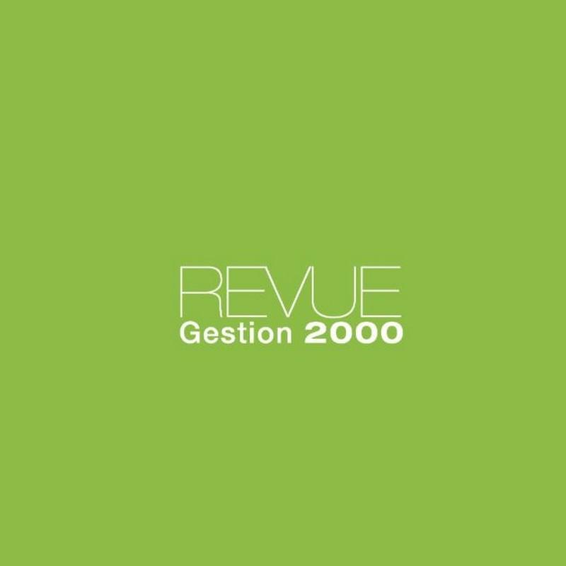 Revue Gestion 2000