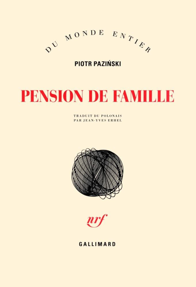 Pension de famille - Piotr Paziński