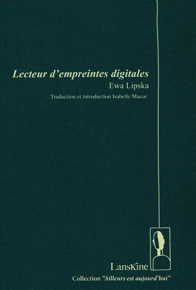 Lecteur d'empreintes digitales - Ewa Lipska